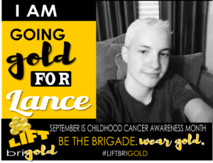 Pediatric Cancer Awareness Month